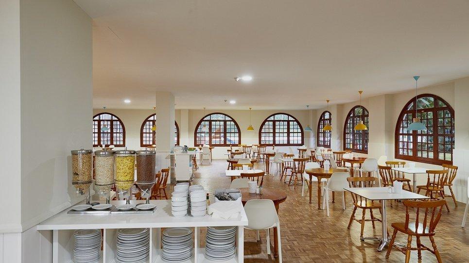 RESTAURANT Hotel Coral Teide Mar