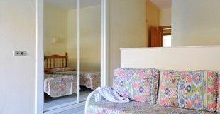 Studio mit garten/poolblick 2 erwachsene + 1 kind Coral Teide Mar Hotel
