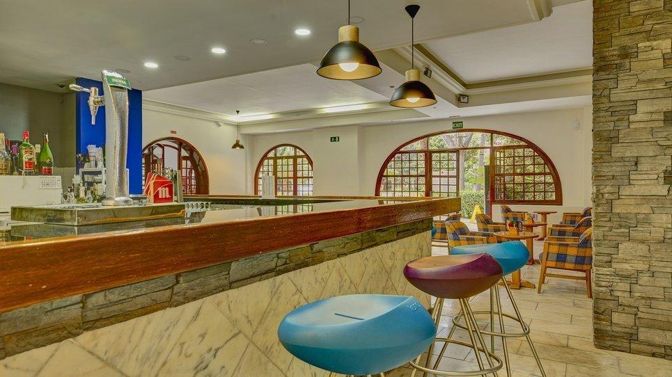 LOUNGEBAR Hotel Coral Teide Mar