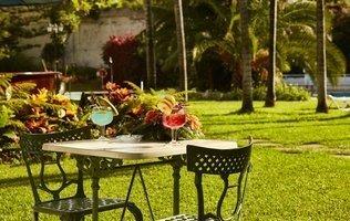 Garten Hotel Coral Teide Mar