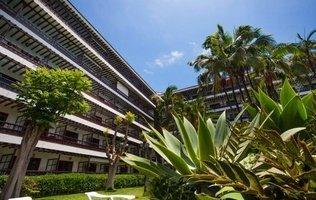 Fassade Coral Teide Mar Hotel