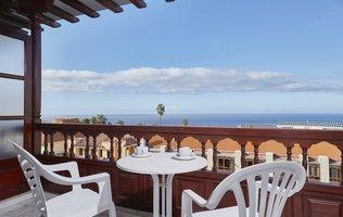 Balkon Hotel Coral Teide Mar