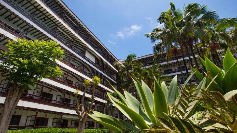 GARTENANLAGE Coral Teide Mar Hotel