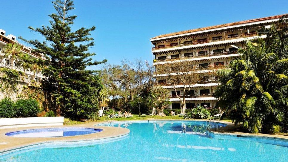 AUSSENPOOL Hotel Coral Teide Mar