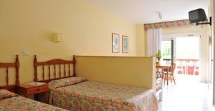 STUDIO GARTEN-/POOLBLICK Hotel Coral Teide Mar ★★★
