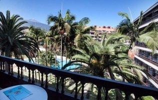 Panoramablick Coral Teide Mar Hotel
