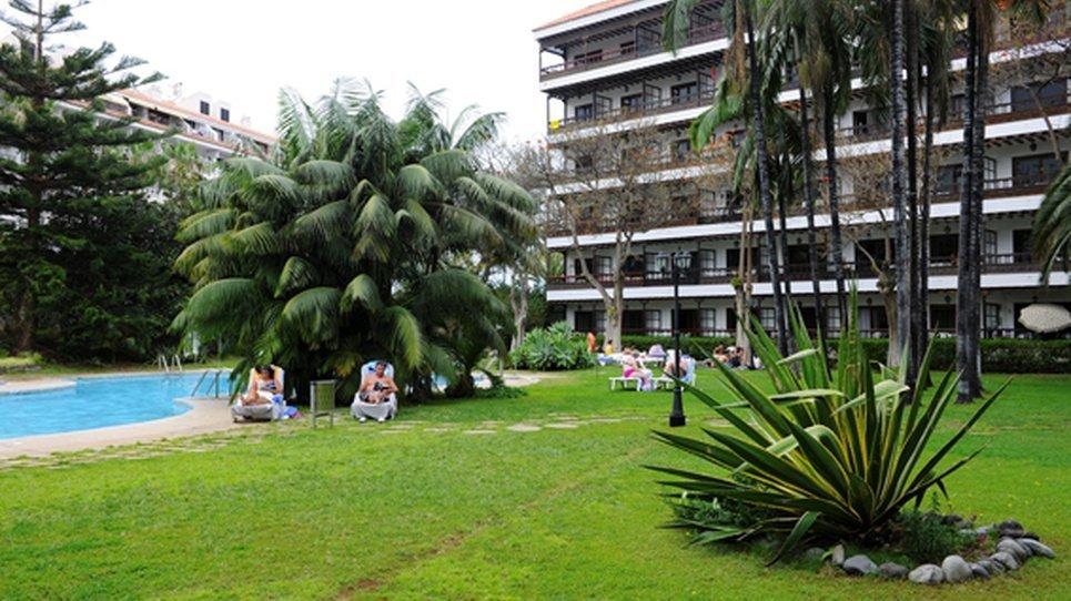 GARTENANLAGE Hotel Coral Teide Mar