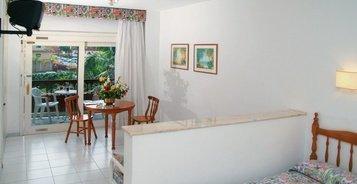 Studio garten-/ poolblick Coral Teide Mar Hotel